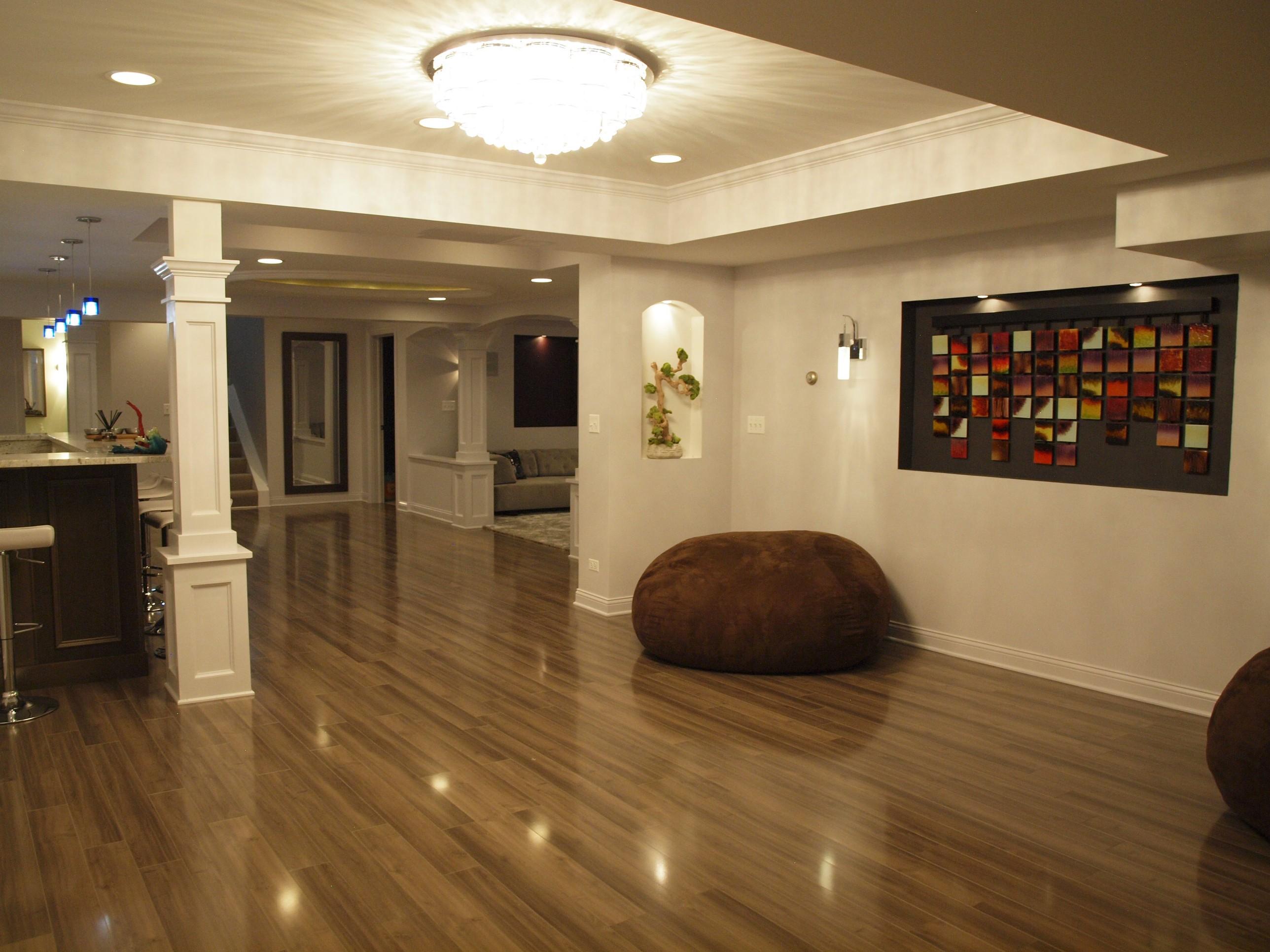 unfinished basement lighting. Basement Lighting Options. Unfinished Elegant Bedroom Options S